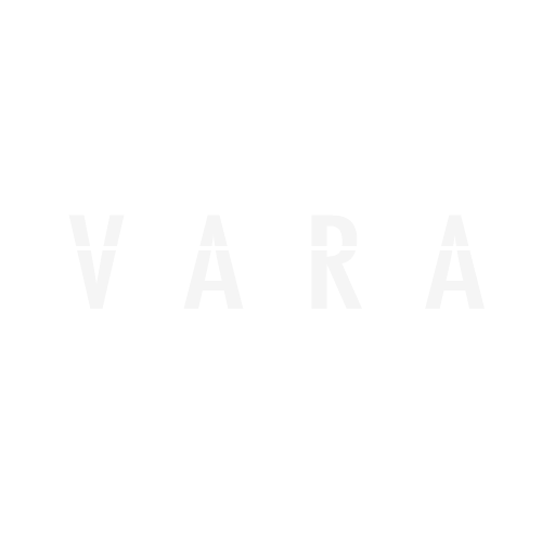 CABERG CASCO MODULARE DROID BLAZE - matt black/red fluo